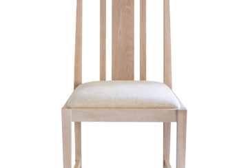 Camden Side Chair - White Oak